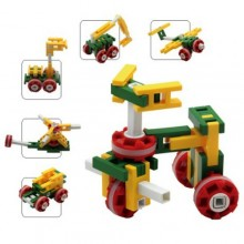 SMALL CREATIVE CONSTRUCTION BUILDING BLOCK (1KG)