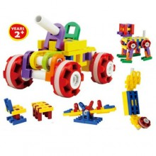 LARGE CREATIVE CONSTRUCTION BUILDING BLOCK (1KG)