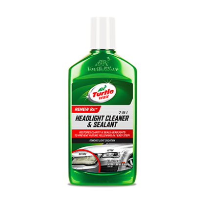 (ORIGINAL) TURTLE WAX® 2-IN-1 HEADLIGHT CLEANER & SEALANT