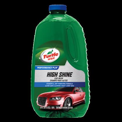 (ORIGINAL) TURTLE WAX® PERFORMANCE PLUS™ HIGH SHINE CAR WASH 1.89L