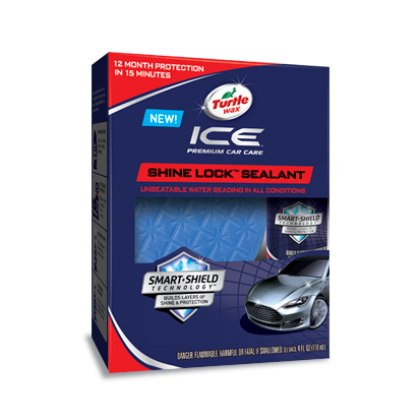 (ORIGINAL) TURTLE WAX PREMIUM CAR CARE ICE SHINE LOCK SEALANT 118ml