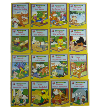 CERITA FABEL POKET-16 BOOKS PER SET(MALAY VERSION)-PART2