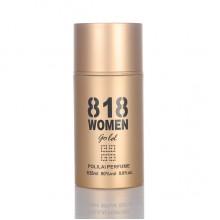 818 PHEROMONE WOMEN GOLD PERFUME