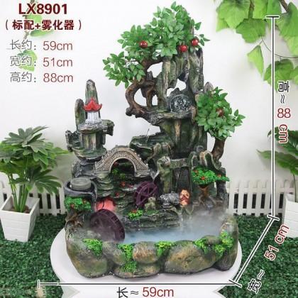 WATER FOUNTAIN - MOUNTAIN - LX8901  FENG SHUI WATER FEATURE HOME DECO