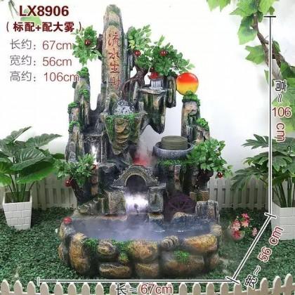 WATER FOUNTAIN - MOUNTAIN - LX8906  FENG SHUI WATER FEATURE HOME DECO