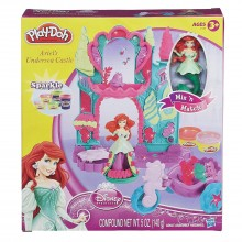 PLAY-DOH DISNEY PRINCESS ARIEL'S UNDERSEA CASTLE PLAYSET