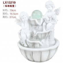 ANGEL WATER FOUNTAIN LX13219 TABLE TOP WATER FEATURES DECORATION