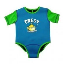 BABY WARMER – CREST BLUE (SIZE M)