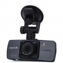 ANYTEK A88 2.7 INCH HIGH DEFINITION SCREEN 720P FULL HD TFT DISPLAY CAR DVR RECORDER CAMERA DASH CAMCORDER Black