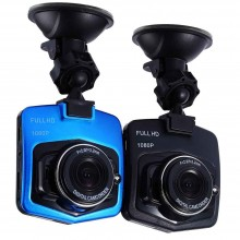 H400 FULL HD 1080P MINI CAR CAMERA DVR DETECTOR PARKING RECORDER VIDEO REGISTRATOR CAMCORDER 170 DEGREE ANGLE Black