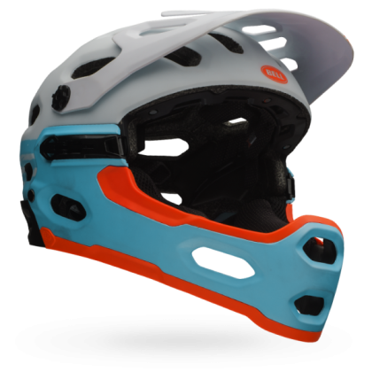 BELL Super 2R MIPS Equipped Full-face Helmet