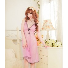 Long Gown Sexy Babydoll Lingerie YW581