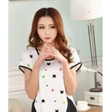 Sexy Black Cat Pajamas YW894