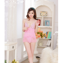 Sexy Ice Cream Cake Layer Lingerie Dress YW769