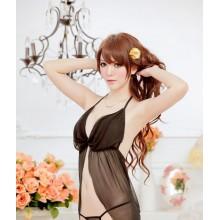 Sexy Lingerie Black Cute Babydoll YW745