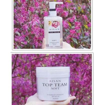 AISAN TOP TEAM Pure Flower Extract Shampoo