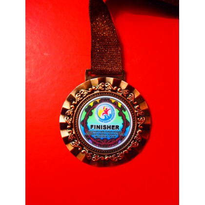 Alloy Hanging Medal