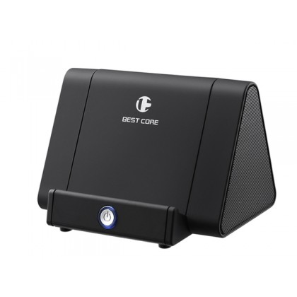 BEST CORE Magic Boost Wireless Audio Sensor Phone Speaker All Phone - BLACK