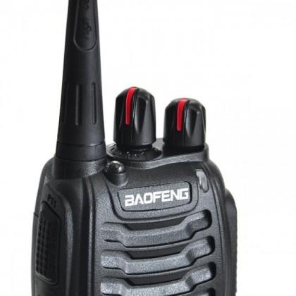 BAOFENG BF-888S Walkie Talkie VHF/UHF Handheld Portable FM Radio 16 Channel BF888S