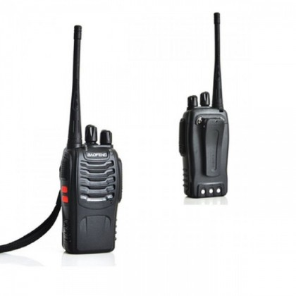 BAOFENG BF-888S Walkie Talkie VHF/UHF Handheld Portable FM Radio 16 Channel BF888S