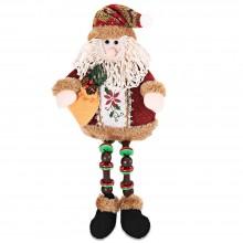 CUTE TOY ORNAMENT CHRISTMAS GIFT DECORATION DOLL (SANTA CLAUS) Santa Claus