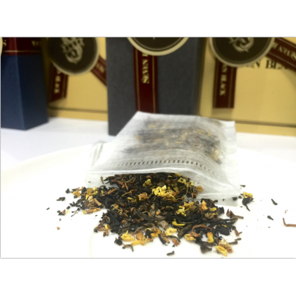 SEVEN BLACK Organic Premium Flower Tea - Osmanthus Princess