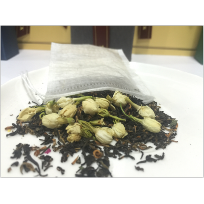 SEVEN BLACK Organic Premium Flower Tea - Miss Jasmine