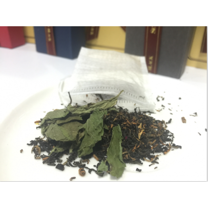 SEVEN BLACK Organic Premium Flower Tea - Mr. Mint