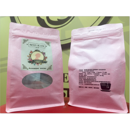 SEVEN BLACK Organic Premium Flower Tea - Mr. Mint