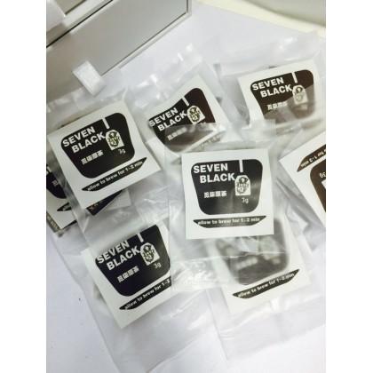 SEVEN BLACK Organic Premium Black Tea - Original