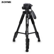 ZOMEI Q111 56 INCH LIGHTWEIGHT PROFESSIONAL CAMERA VIDEO (BLACK) Black