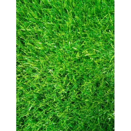 35MM DIY ARTIFICIAL GRASS ( 50cm x 50cm ) FAKE, SYNTHETIC GRASS (ALL GREEN)