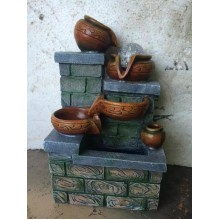 FENG SHUI WATER FOUNTAIN - 1644 POT HOME DECORATION