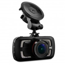 DAB205 3.0 INCH FULL HD 2560 X 1440P CAR DVR DETECTOR PARKING (BLACK) Black