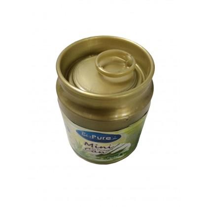 BE PURE Mini Can (3 in 1) Car/Home/Office Perfume Air Freshener - Lemon/Pandan/Bamboo Charcoal/White Peach