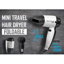 MINI TRAVEL HAIR DRYER