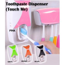 Toothpaste touch me Dispenser