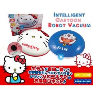 Ori Japan cartoon robot cleaner kitty & doraemon