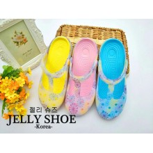 Korea Jelly shoe 젤리 슈즈 Original Pink