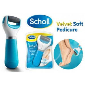 SCHOLL VELVET SOFT PEDICURE