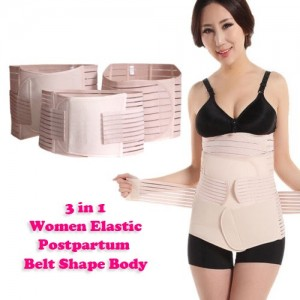 3 in 1 belt shape body bengkung ready