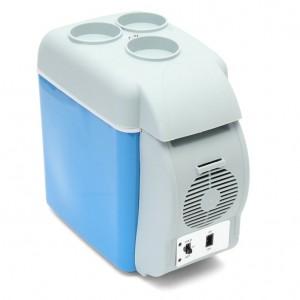 2-in-1 Cooling & Warming Mini Portable 7.5L Car Fridge Refrigerator