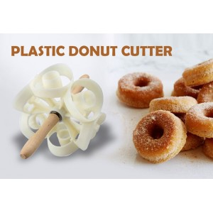 Fast Revolving Donut Cutter Maker Molding Machines Kitchen Tool