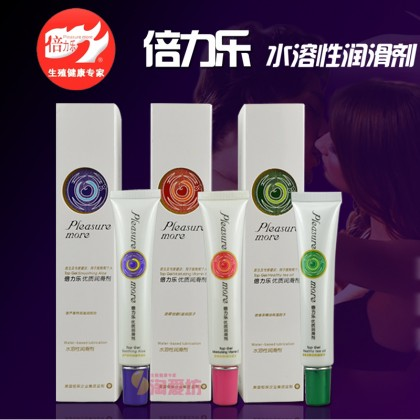 PLEASURE MORE Top Gel Smoothing Aloe Vera Water Based Lubricant Sex Play 30g