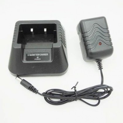 Charger Stand For BAOFENG UV5R/UV5RA/UV5RC/UV5RE Walkie Talkie Adapter Dock [A]
