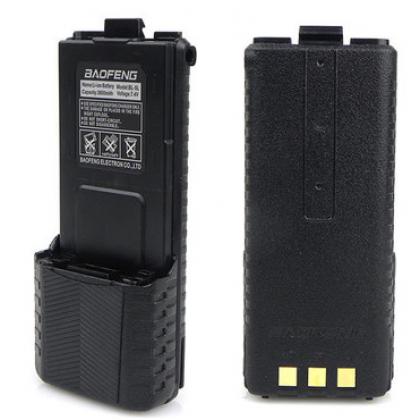 BL-5L Extended Battery 1800 / 3800mAh for Baofeng UV5R UV5RA UV5RE F8 F9 Walkie Talkie Battery