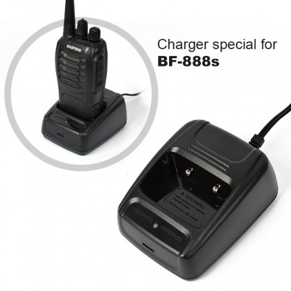 BAOFENG Dock Charger Stand Port for BF666S/777S/888S/999S BF-888S Walkie Talkie