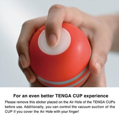 TENGA Soft Tube Cup (Hard Edition) [D]