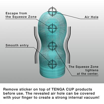TENGA Original Vacuum Cup (Keith Haring) [D]