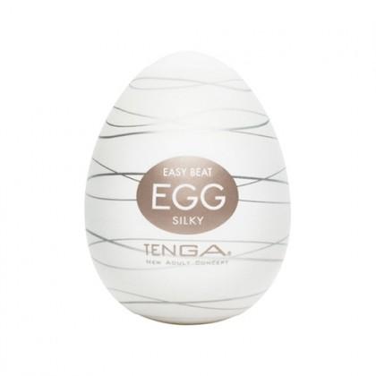 TENGA Egg Silky [D]